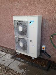 Daikin HT ASHP - Outdoor Unit