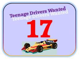 teenage driving lessons