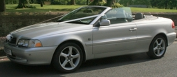 VOLVO C70 CONVERTIBLE FOR HIRE