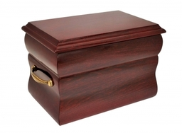 Dn 55 Wood Urn