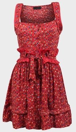 Cotton Summery Dress