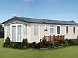 Holiday Caravans on Tehidy Holiday Park in Cornwall