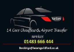 LA Cars Guildford Taxis & Private Hire
