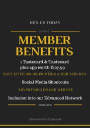 Our Membership package