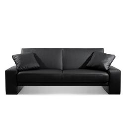 Supra Sofa Black