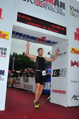 Becoming an Ironman