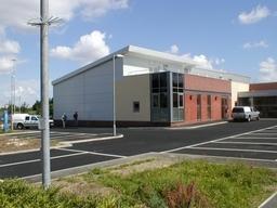 Linear Accelerator James Cook Hospital Middlesbrough