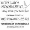 M Crew Gardens Landscaping Service