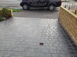Driveway Cobbletech Edinburgh
