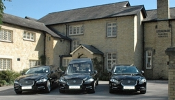 New 2013 Jaguar fleet at Doran Court offices Redhill.