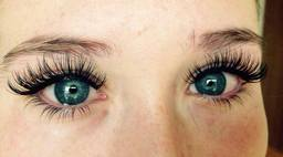 semi eyelahes extension