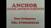 Anchor home improvements