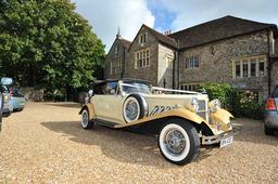 Beauford Classic Wedding Car Lewes
