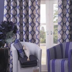 Spirit Damson Fabrics