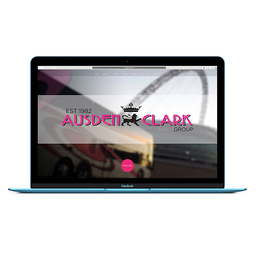 Web Design for Ausden Clark Group