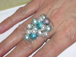Sharon's fabulous cocktail ring