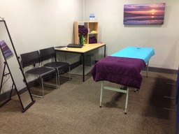 The Clinic Room based at the Local Leisure Centre
