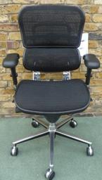 Ergohuman Executive Mesh Chair