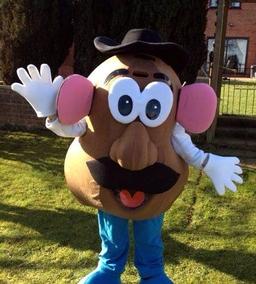 Mr Potato Head mascot costume from £40