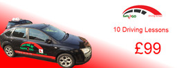 Safe2Go Driving School Bishop Auckland 10 for £99