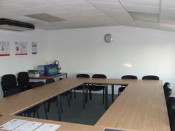 Leighton Buzzard Training Room