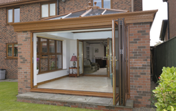 Bi-fold Doors Bringing the Outside In