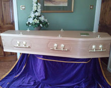 612949 Funeral Arrangements Street Somerset The South West Glastonbury G Holland Son Funeral Directors Ltd Coffins