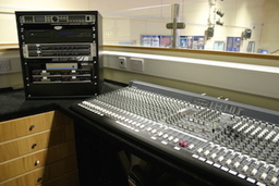 Bespoke control booth