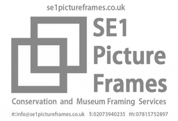 SE1 Picture Frames logo