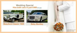 AJ LIMOS wedding car hire