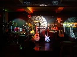 Whistle Binkies Stage