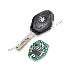 Bmw diamond shape key repair battery replacement