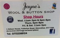 Jayne's Wool and Buttons