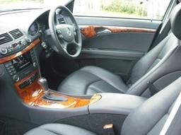Merc Interior 2