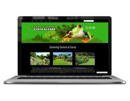 Garden Hopper website