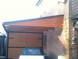 Cantilever Carport