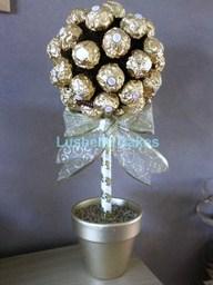 Ferrero Rocher Candy Tree