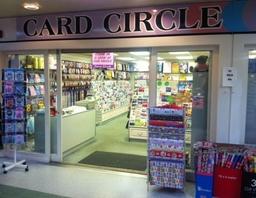 Card Circle Huddersfield Shop