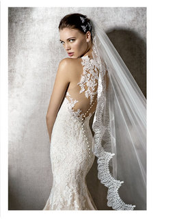 Backless wedding dress Doncaster
