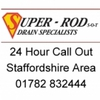 Super-Rod Stoke on Trent Drainage