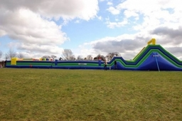 Assault Course 135 X 15 From £450