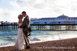 Romantic Brighton Pier
