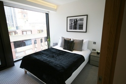 Smart City Apartments Moorgate London Bedroom