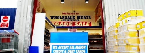 Wholesale Meats (Coventry) Ltd in 2 Martindale Road, Bayton Road