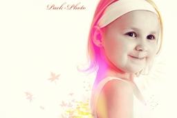 free studio photo shoot, Child Portrait