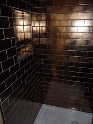 tiling and showers