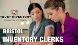 Bristol inventory clerk