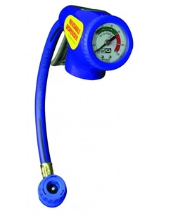 Trigger dispensor for air conditioning top up cans