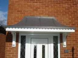 Bell Door Canopy