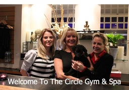 A warm welcome awaits at the Circle Gym & Spa